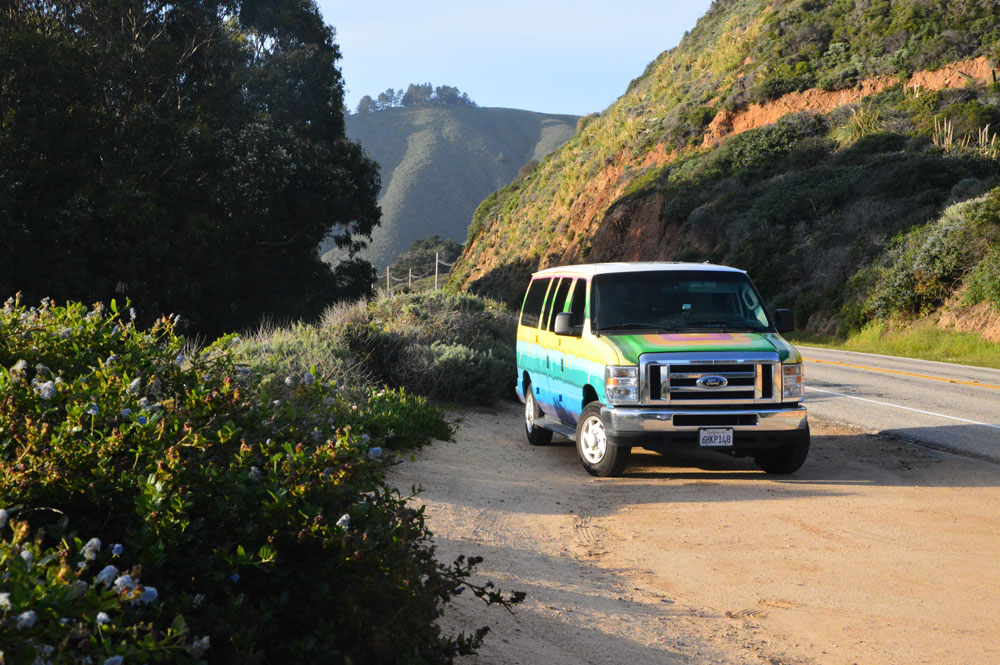 USA_Roadtrip_im_Auto_schlafen_Big_Sur