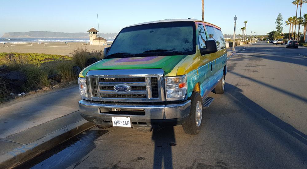 USA_Roadtrip_im_Auto_schlafen_San_Diego